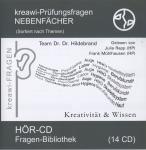 Hör-CD: kreawi Fragen-Bibliothek NebenfächerGrau