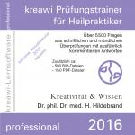 Dr. Dr. Hildebrand - kreawi Prüfungstrainer 2016 - UPGRADE-Version (2014)