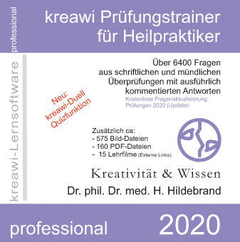 kreawi Prüfungstrainer 2020 - DOWNLOAD-Version