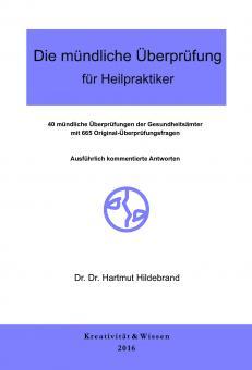 Dr. Dr. Hildebrand - Die mündliche Überprüfung 2016
