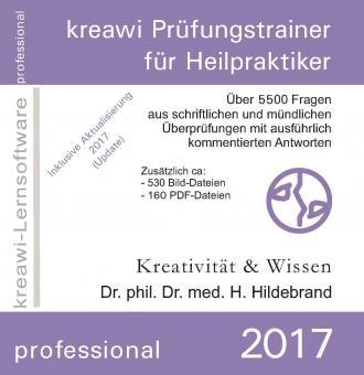 kreawi Prüfungstrainer 2017 - DOWNLOAD-Version