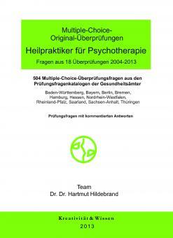 ABVERKAUF: Heilpraktiker Psychotherapie Prüfungsfragen