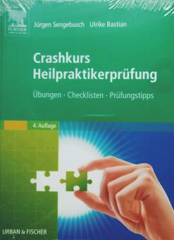 Sengebusch - Crashkurs Heilpraktikerprüfung