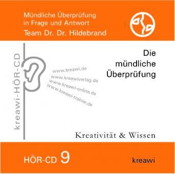 Dr. Dr. Hildebrand Hör-CDs: Mündliche Prüfung 1-9 Paket