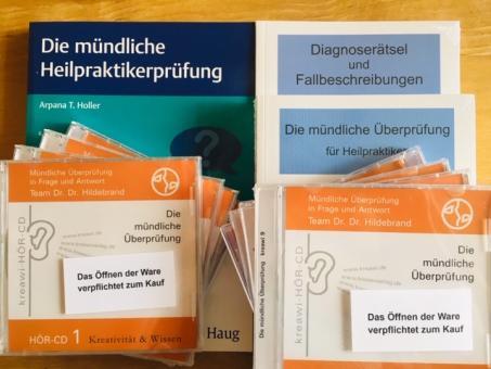 kreawi Lernpaket: Mündliche Prüfung