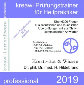 kreawi Prüfungstrainer 2019 - DVD Version