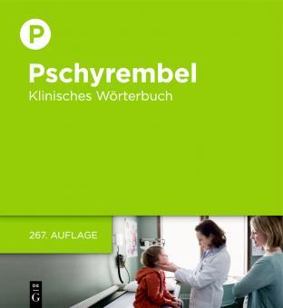 Pschyrembel Klinisches Wörterbuch 2017
